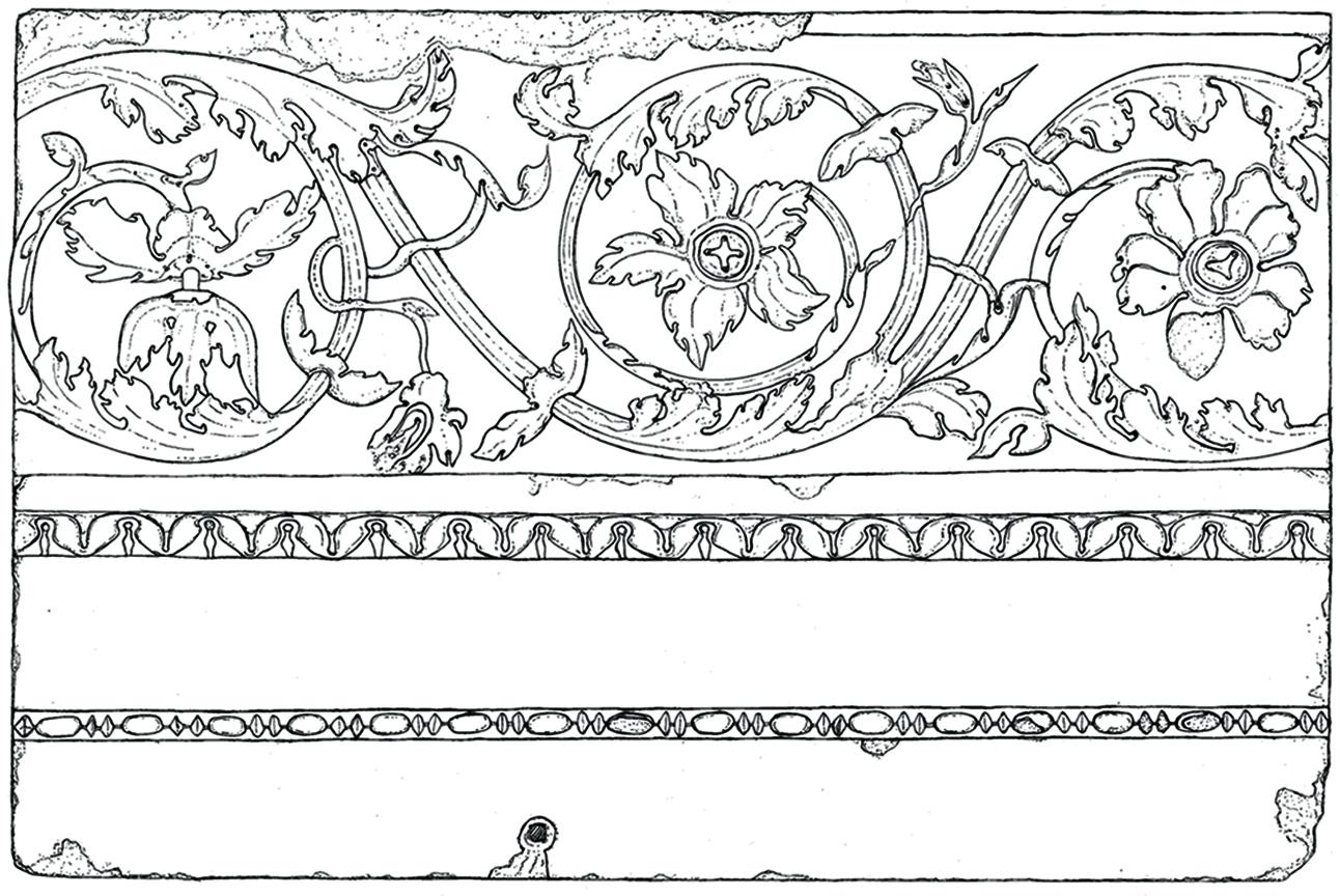 Mausoleo di Augusto Roma - 2014  Rilievo e  ricostruzioni grafiche.