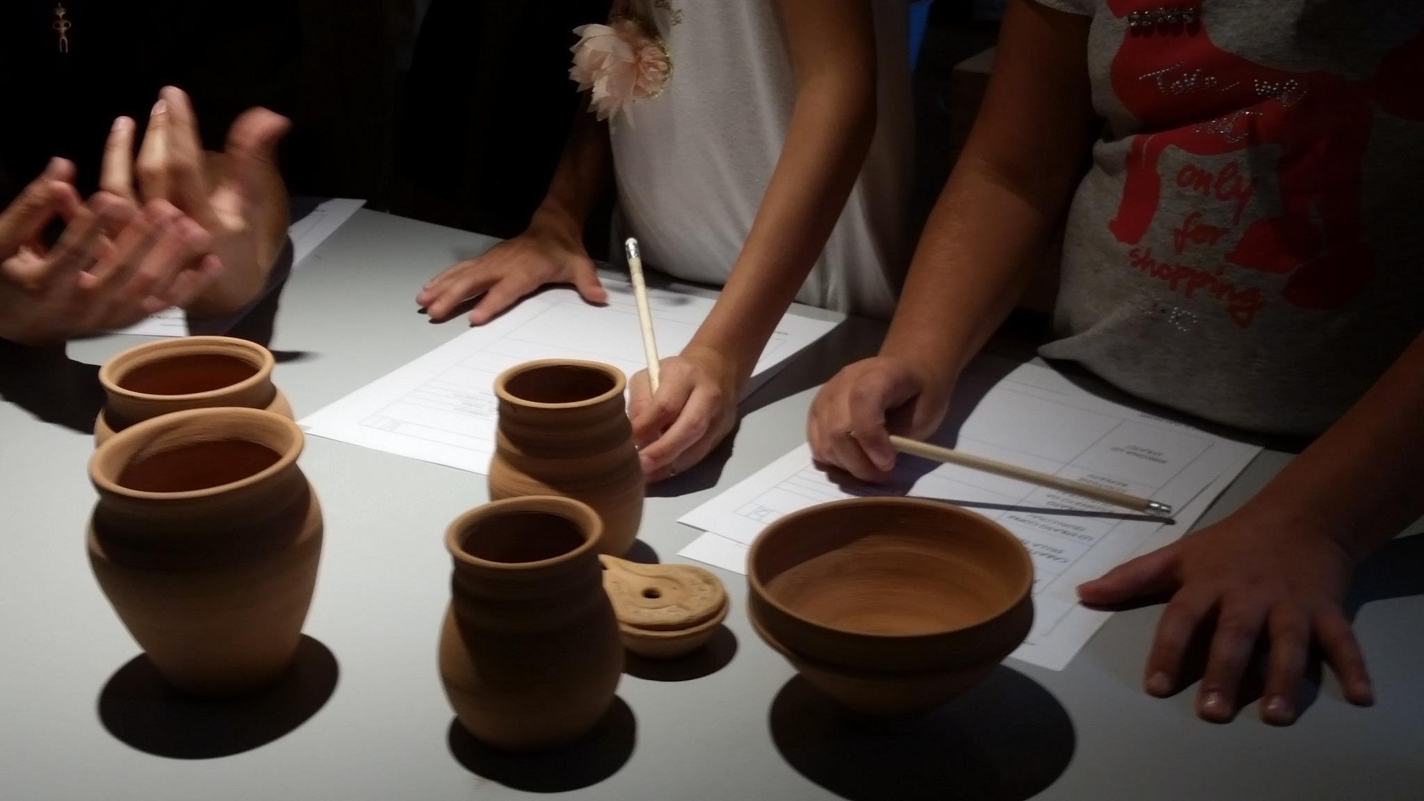 Museo Archeologico Nazionale di Ascoli Piceno - 2016_presente  Visite guidate e laboratori didattici.