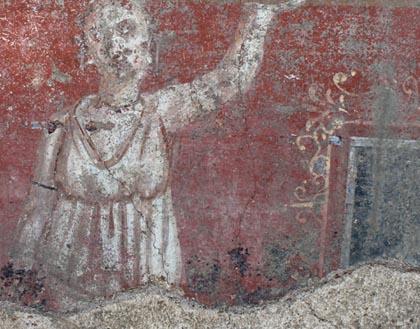 Cupra Marittima Parco archeologico (AP) - 2014_2015  Lavori di restauro, consolidamento e scavo.
